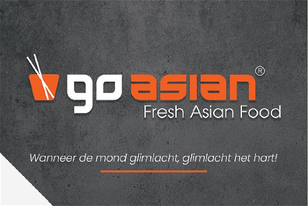 Foto Go Asian giftcard €25